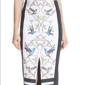 TED BAKER LONDON NWT HighGrove Pencil Skirt $279